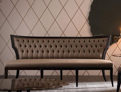 Итальянская мягкая мебель Opera Cleopatra фабрики Angelo Cappellini