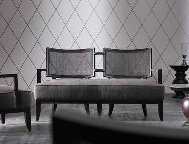Итальянская мягкая мебель Opera Amelia фабрики Angelo Cappellini