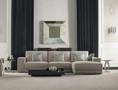 Итальянская мягкая мебель Opera Walter фабрики Angelo Cappellini
