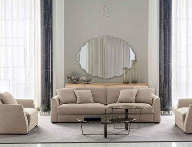 Итальянская мягкая мебель Opera Basilio фабрики Angelo Cappellini