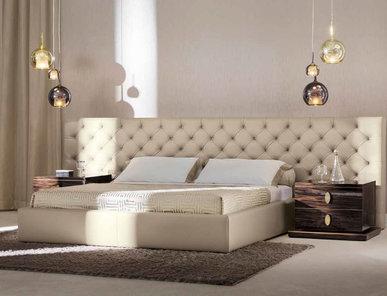 Итальянская спальня Opera Macassar фабрики Angelo Cappellini