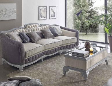 Итальянская мягкая мебель Darwin фабрики Morello Gianpaolo