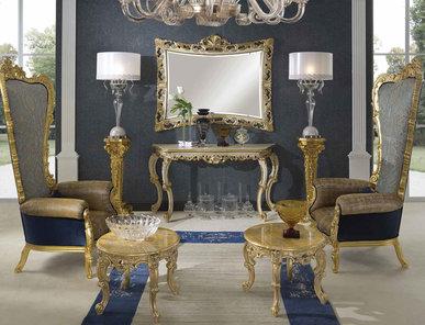 Итальянские кресла President фабрики Morello Gianpaolo