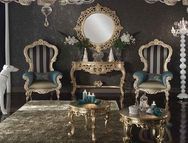 Итальянские кресла Luxury фабрики Morello Gianpaolo