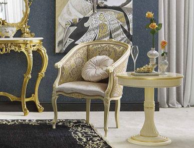 Итальянские кресла Mirto фабрики Morello Gianpaolo