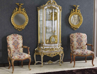 Итальянские кресла Orleans фабрики Morello Gianpaolo
