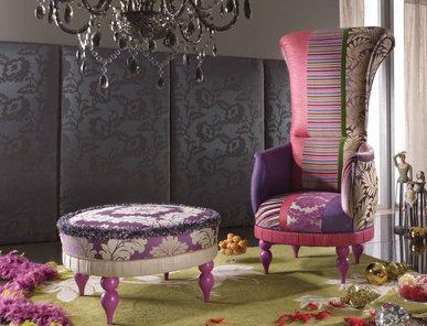 Итальянские кресла Kandy фабрики Morello Gianpaolo