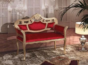 Итальянская мягкая мебель Mirella фабрики Morello Gianpaolo