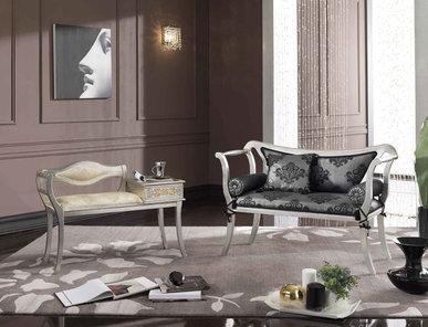 Итальянская мягкая мебель Mister & Siena фабрики Morello Gianpaolo
