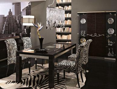 Итальянская гостиная Atlantique фабрики Florence Collections Композиция A01