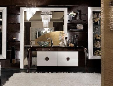 Итальянская ванная комната Atlantique фабрики Florence Collections Композиция A56