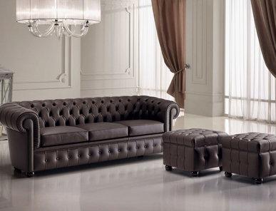 Итальянская мягкая мебель Chester Big La Dolce Vita фабрики Stilema