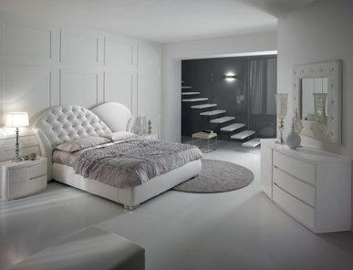 Итальянская спальня Kubik фабрики Stilema