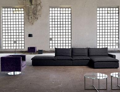 Итальянская мягкая мебель Henry Kubik фабрики Stilema