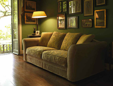 Итальянская мягкая мебель Airon фабрики Biba Salotti