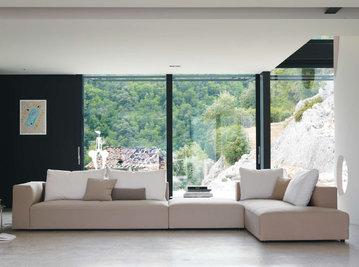 Итальянская мягкая мебель Joy фабрики Biba Salotti