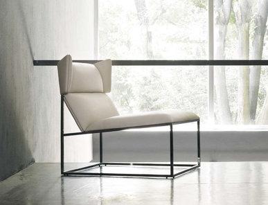 Итальянское кресло Linea фабрики Biba Salotti
