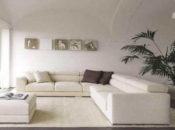 Итальянская мягкая мебель Master фабрики Biba Salotti