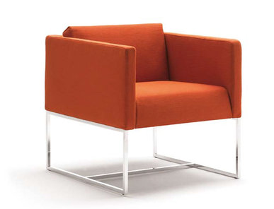 Итальянское кресло Max фабрики Biba Salotti