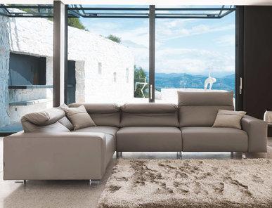 Итальянская мягкая мебель Play фабрики Biba Salotti