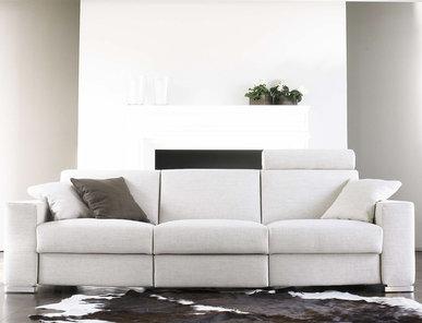 Итальянская мягкая мебель River фабрики Biba Salotti