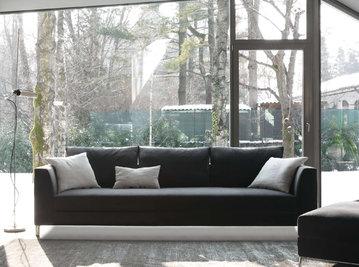 Итальянская мягкая мебель Sprint фабрики Biba Salotti