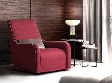 Итальянское кресло Adelaide фабрики Biba Salotti