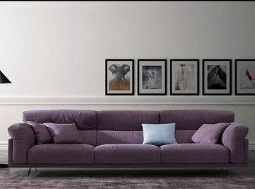 Итальянская мягкая мебель Air фабрики Biba Salotti