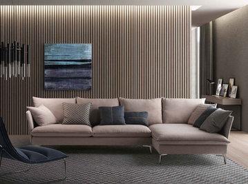Итальянская мягкая мебель Link фабрики Biba Salotti