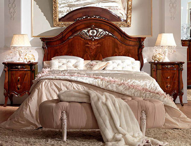 Итальянская спальня Prestige Noce фабрики BARNINI OSEO