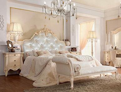 Итальянская спальня Prestige Lacca Antica фабрики BARNINI OSEO