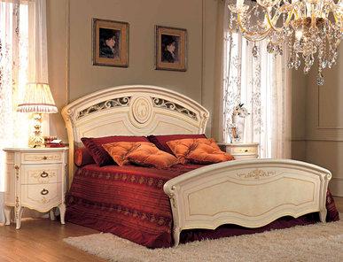 Итальянская спальня Reggenza Lacca Antica фабрики BARNINI OSEO