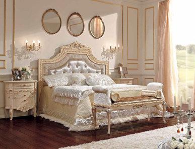 Итальянская спальня Regenza Luxury Lacca Antica фабрики BARNINI OSEO