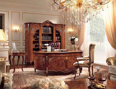 Итальянский кабинет Reggenza Luxury фабрики BARNINI OSEO