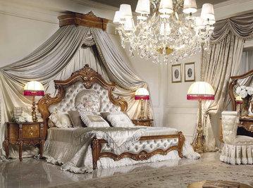 Итальянская спальня David фабрики Barnini Oseo