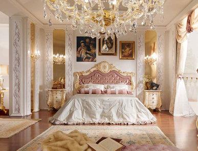 Итальянская спальня Firenze Lacca Antica фабрики BARNINI OSEO