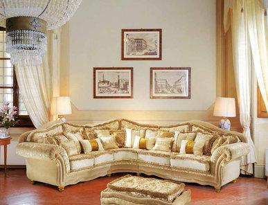 Итальянская мягкая мебель Alexander Lifestyle Collection фабрики BM Style