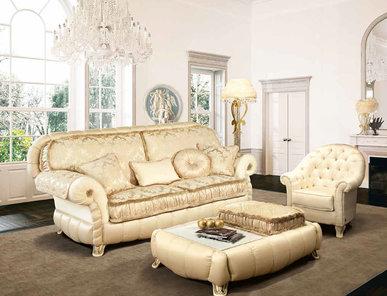 Итальянская мягкая мебель Delia Lifestyle Collection фабрики BM Style