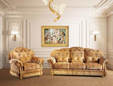 Итальянская мягкая мебель Principe Lifestyle Collection фабрики BM Style