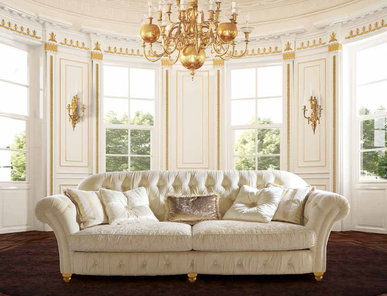 Итальянская мягкая мебель Eloise Lifestyle Collection фабрики BM Style
