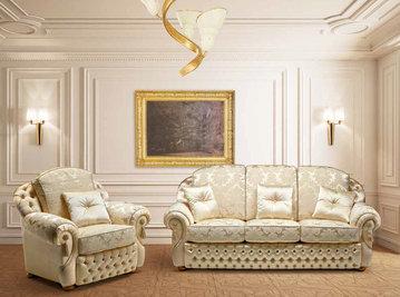 Итальянская мягкая мебель Giuditta Lifestyle Collection фабрики BM Style