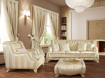 Итальянская мягкая мебель Zaffiro Lifestyle Collection фабрики BM Style