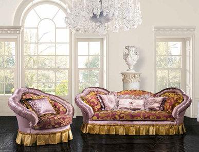 Итальянская мягкая мебель Apollo Gran Sofa Collection фабрики BM Style