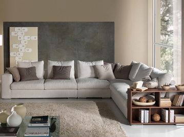 Итальянская мягкая мебель Populonia Linea Collection фабрики BM Style
