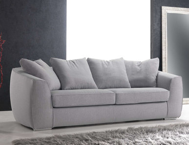 Итальянская мягкая мебель Vinci Linea Collection фабрики BM Style