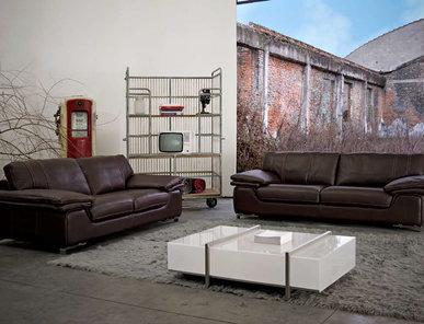 Итальянская мягкая мебель Dhaval фабрики Cappellini Salotti