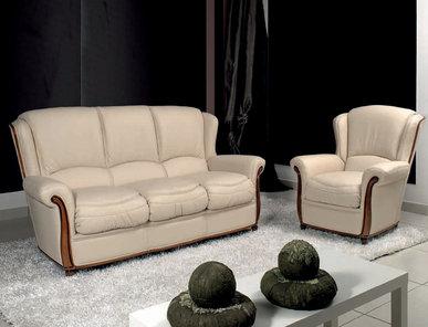 Итальянская мягкая мебель Osaka фабрики Cappellini Salotti