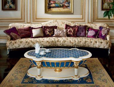 Итальянская мягкая мебель Fiocco Elegance фабрики Carlo Asnaghi