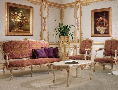 Итальянская мягкая мебель Zefiro Elegance фабрики Carlo Asnaghi