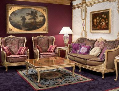 Итальянская мягкая мебель Vicky Elegance фабрики Carlo Asnaghi